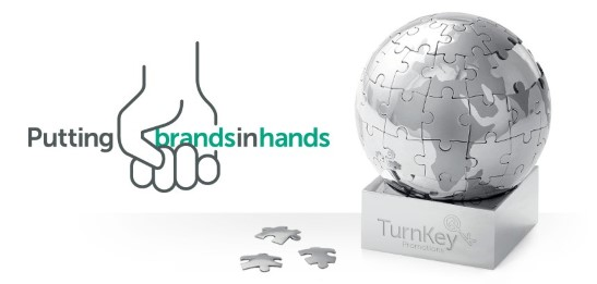 Turnkey Promotions - Putting brand in hands