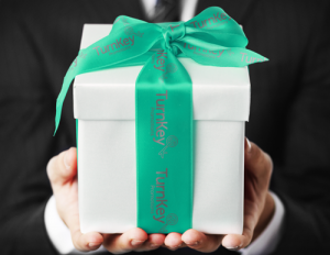 Christmas corporate gifts - Turnkey Promotions