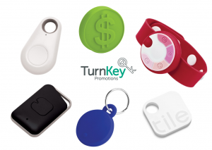 Smart Tags as promotional gifts by Turnkey Promotions